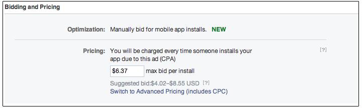 App install Facebook